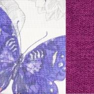 BUTTERLY 04 fialová