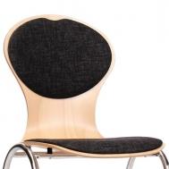 Čalouněný sedák i opěrka ST10