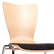 Čalouněný pouze sedák ST30