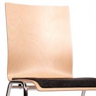 Čalouněný pouze sedák ST40