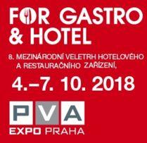 For Gastro  Praha 2018