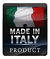 Produkt of Italy