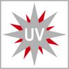 Odolává UV záření