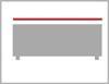 Celková délka taburet