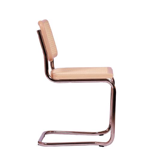 Kovové židle stohovatelné