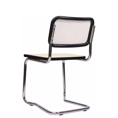 kovové židle do  kavárny