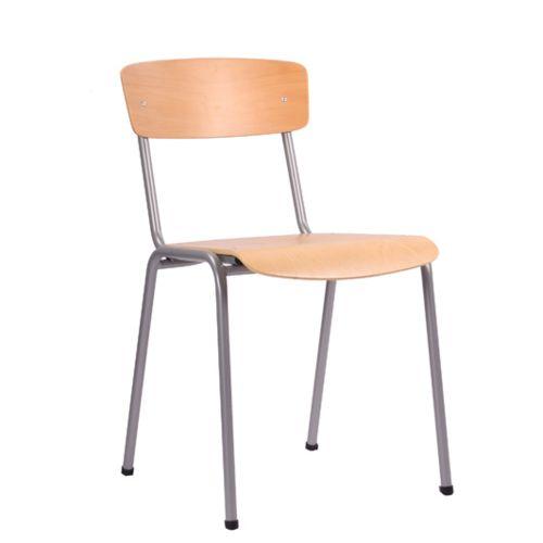 Levná kovová židle