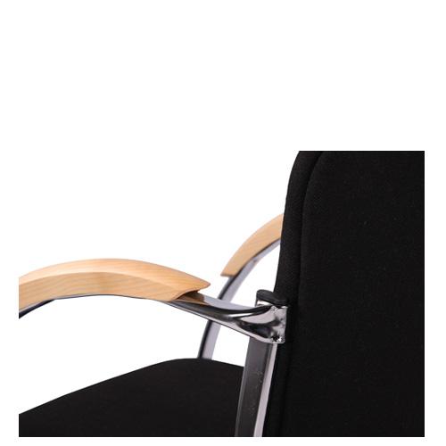 Kovové židle do školících místností