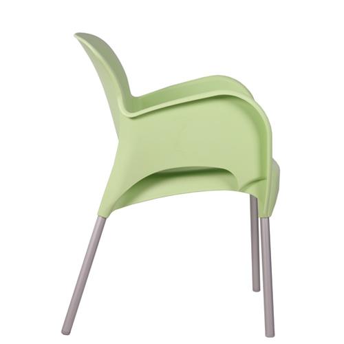 Zahradní plastové venkovní židle