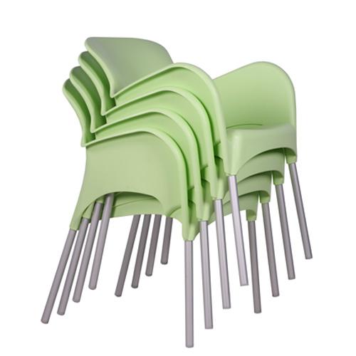 Zahradní židle plastové