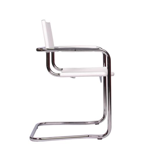 Kovové židle jednací