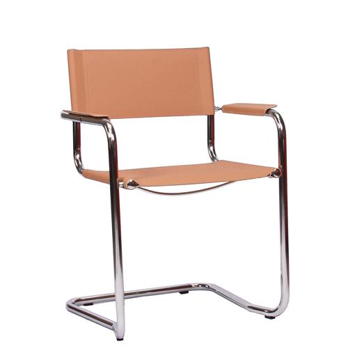 Kovováé houpací židle