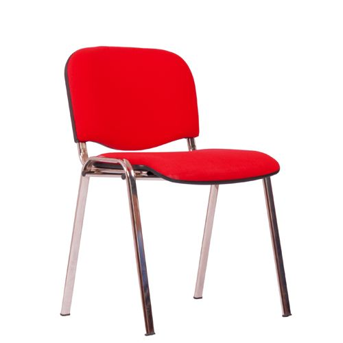 Kovová židle ISO kostra chrom