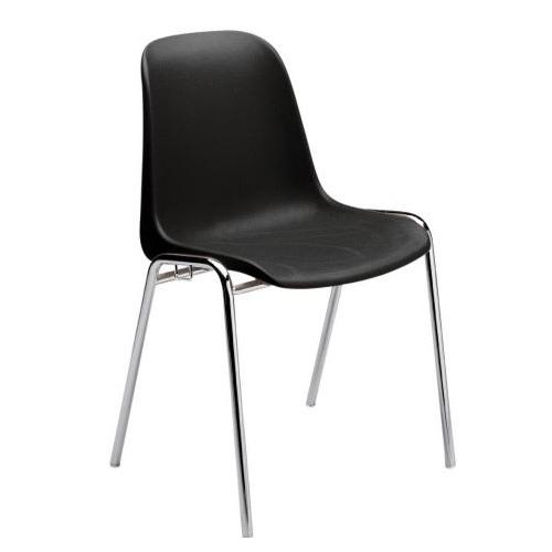 Plastové židle, židle s plastovým sedákem do restaurace