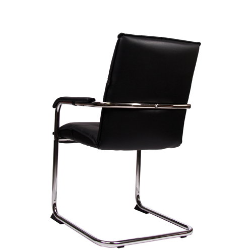 Kovové kancelářské houpací židle