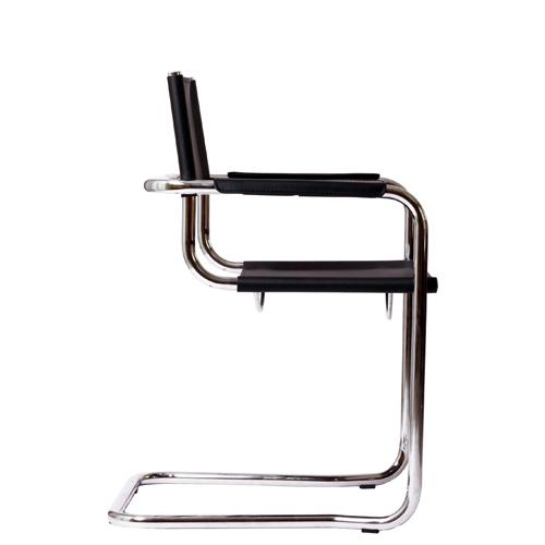 Jerdnací židle kovové