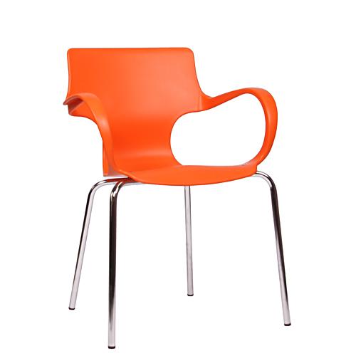 PLastové zahradní židle
