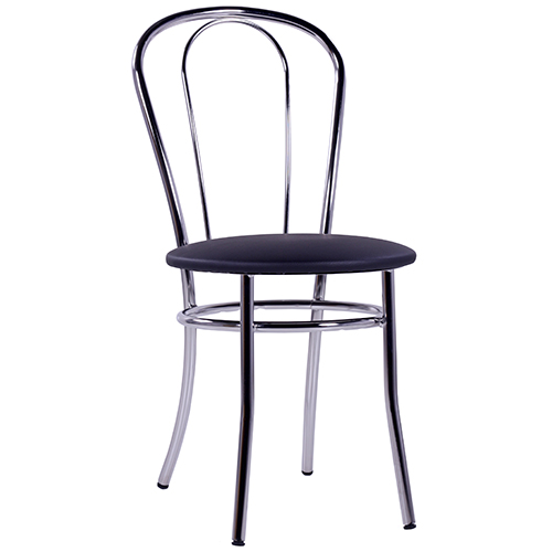 Kovové bistro židle