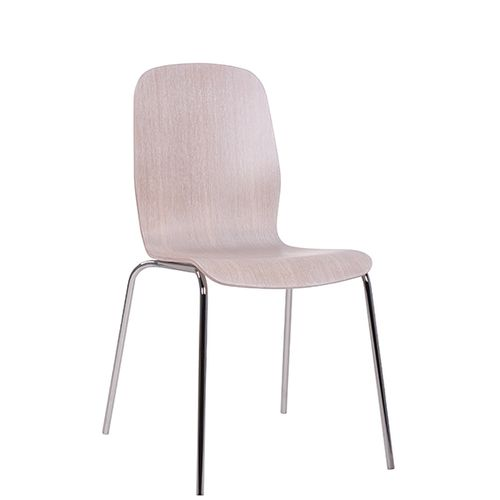 Kovová bistro židle