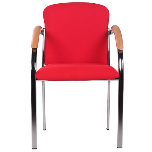Kovové židle  do učeben