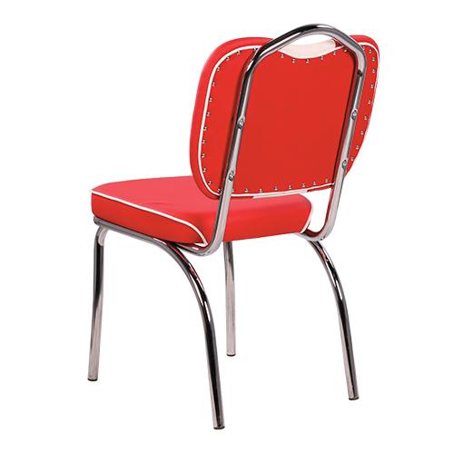 Čalúněné bistro stoličky