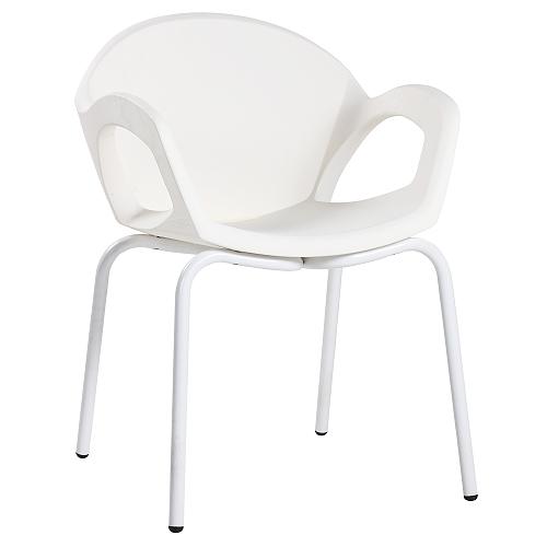 Plastové dizajn stoličky