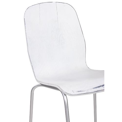 Kovové židle úprava Vintage Look