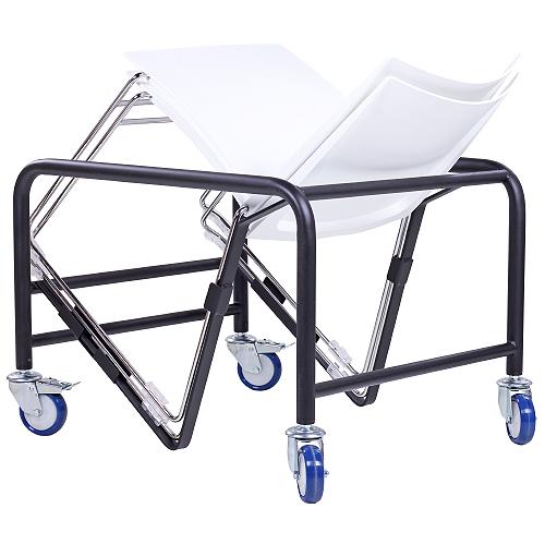 Přepravní vozík pro plastové židle