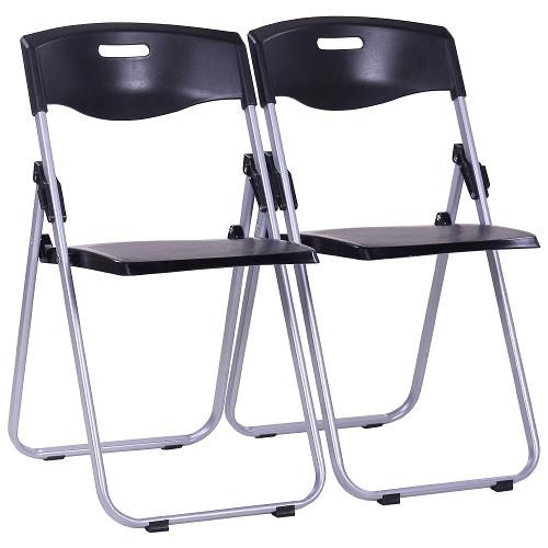 Kovové sklápacie stoličky