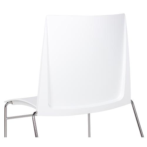 Plastové židle možnosť stohovania