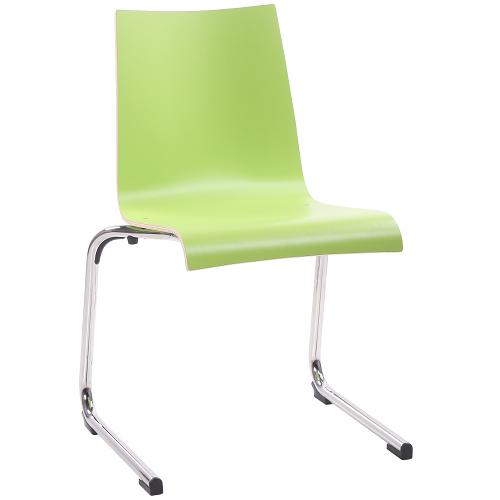 Školská stolička do učební odolné HPL