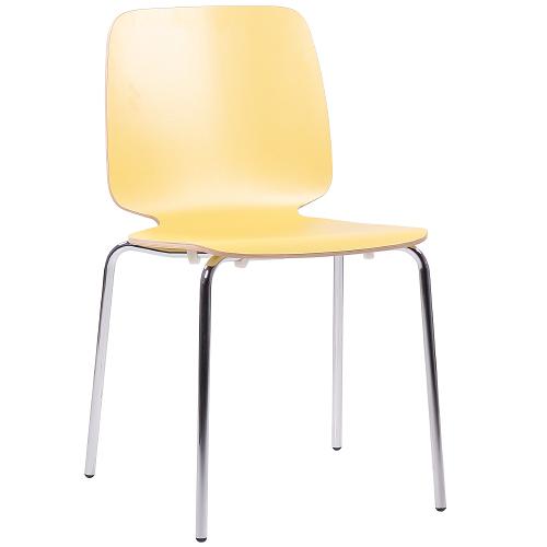 Kovoé židle bistro s možností stohování