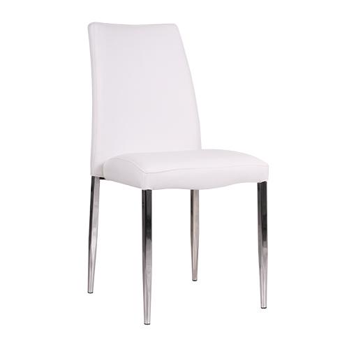 Kovové stoličky stohovacie