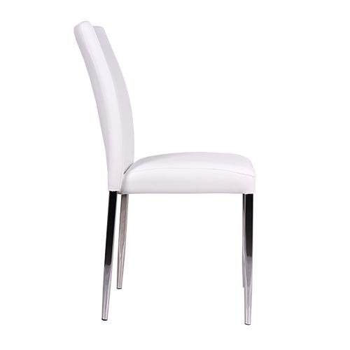 Kovové čalúneneé stoličky sstohovacie