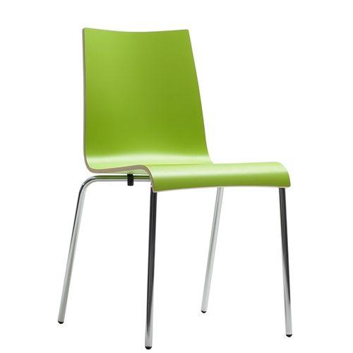 kovové židle do poslucháren