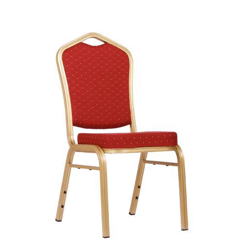 Židle pro bankety TOPAS červená