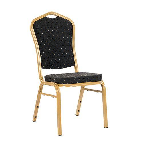 Židle pro bankety TOPAS černá