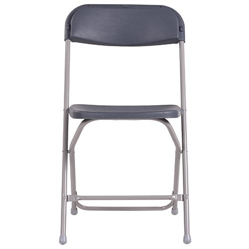 Kovové židle plastový sedák