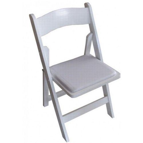Banketové židle, klapovací, plastové
