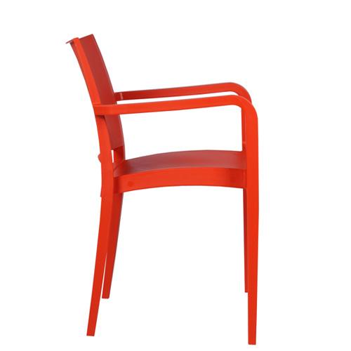 Zahradní plastové židle