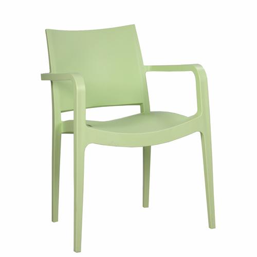 Plastové venkovní židle