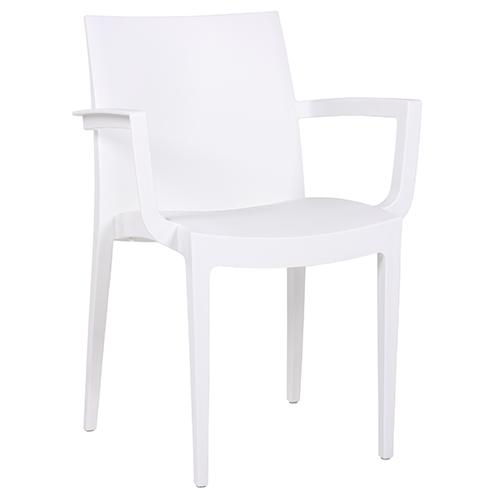 Plastové stoličky záhradné
