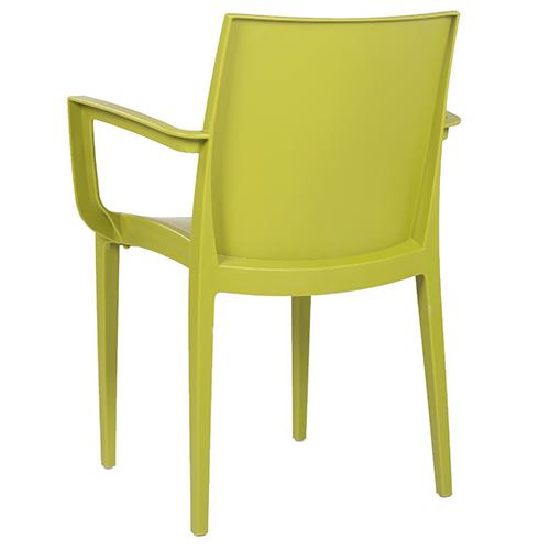 Plastové židle do restaurace