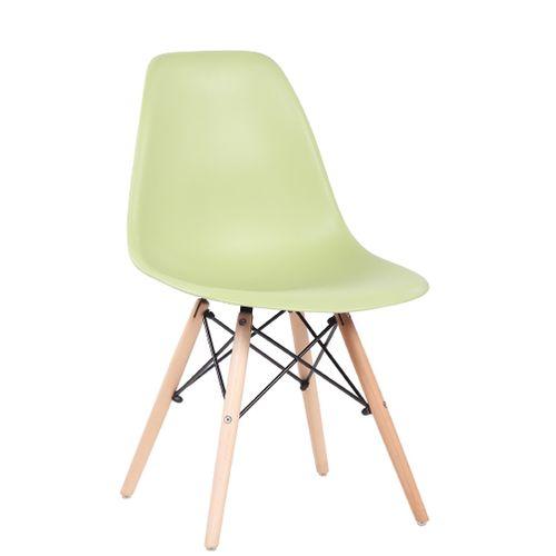 Skořepinové plastové židle MILA