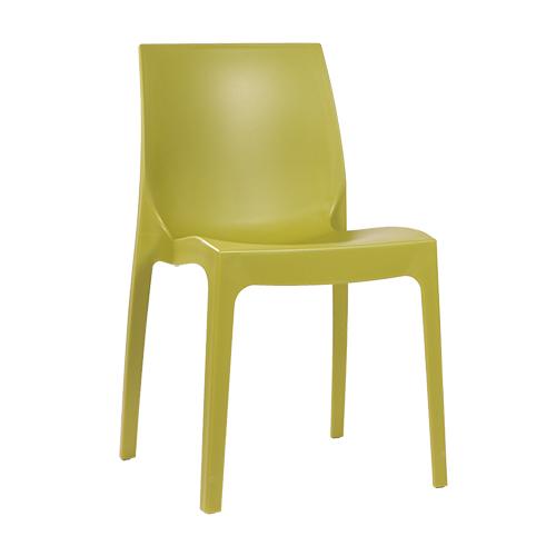 Zahradné venkovní plastové židle