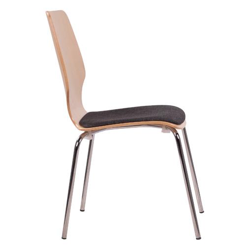 Kovové kostry židlí