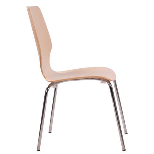 Kovové jednavcí židle