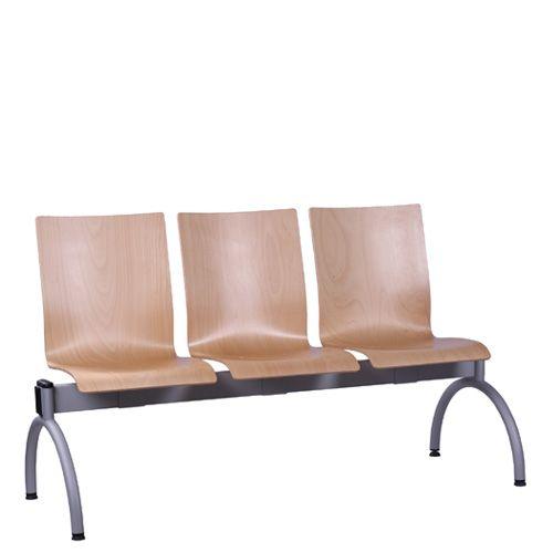Kovové lavice do čekárny COMBISIT TC43