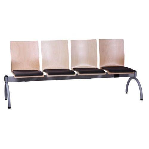 Kovové lavice do čekárny COMBISIT TC44