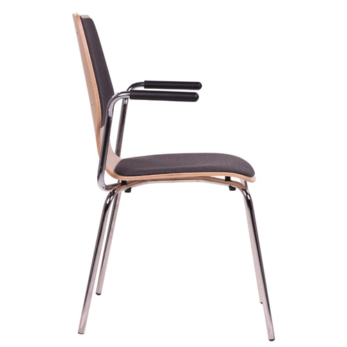 Kovové židle do konferenčních sálů